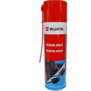 Würth Silikon Sprey 500 Ml. Made İn Germany