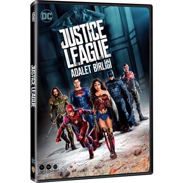 adalet birligi justice league dvd