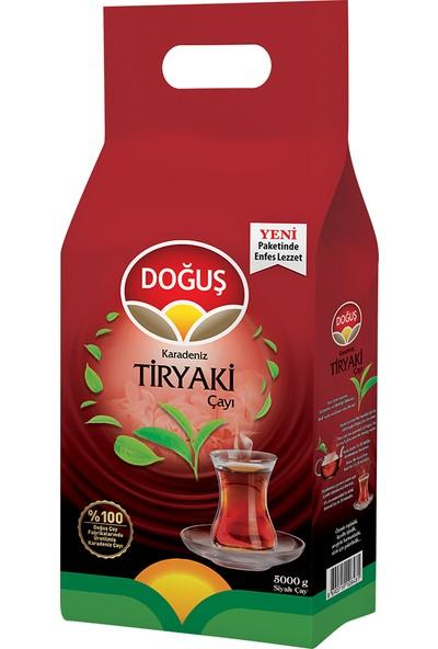 Doğuş Karadeniz Tiryaki Çayı 5000 gr
