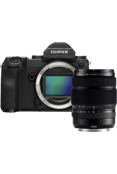 Fujifilm GFX 50S + GF32-64mm F4 R LM WR Kit