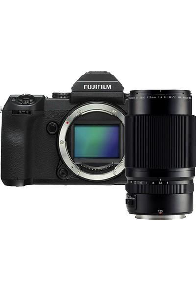 Fujifilm GFX 50S + GF110mm F2 R LM WR Kit