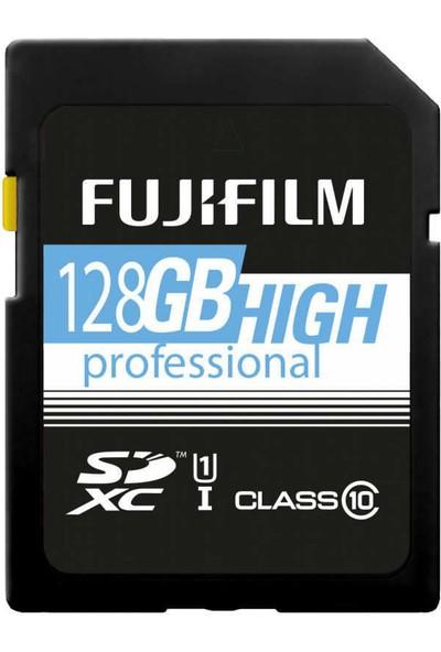 Fujifilm 128GB SDXC Class 10 UHS1 Hafıza Kartı