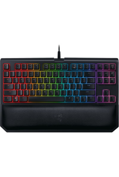 Razer Blackwidow Tournament Ed. Chroma V2 Keyboard (Yellow Switch) - US Layout
