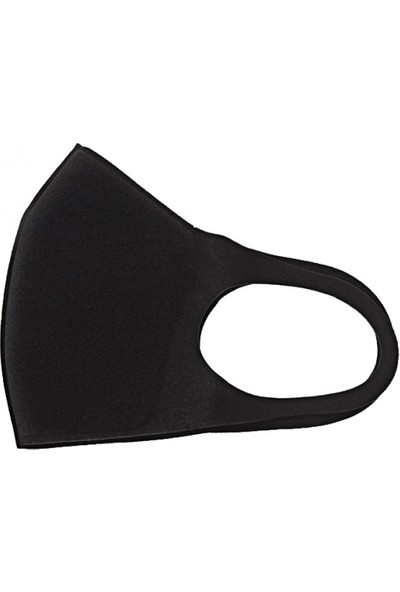 Romix İnce Ağız Yüz Maskesi- Siyah
