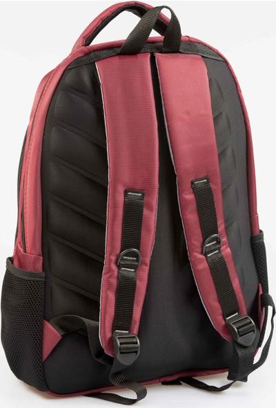 ClassoneBP-L102 15,6 inç Notebook Sırt Çantası-Bordo