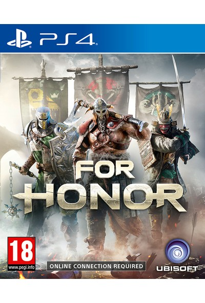 For Honor PS4 Oyun