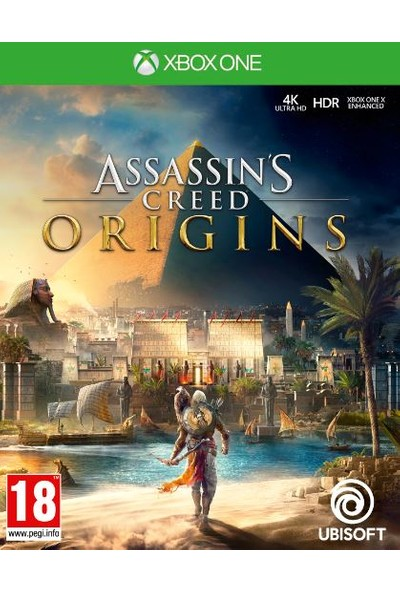 Xbox One Assassıns Creed Orıgıns