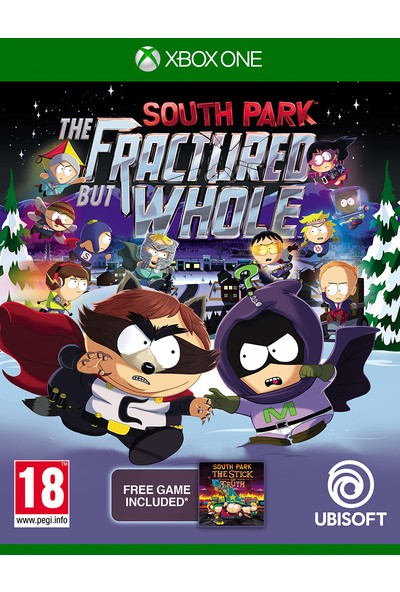 Xbox One South Park: The Fractured But Whole