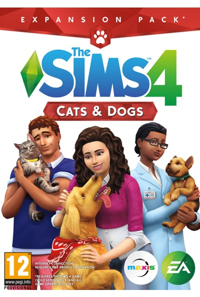 Pc The Sıms 4 Cats&Dogs