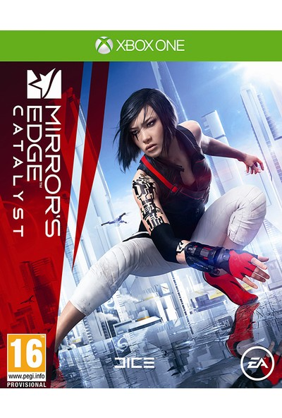Xbox One Mırrors Edge Catalyst