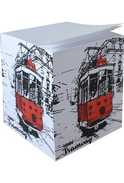 Direkt-Al Küp Notluk Yenilik, Sırttan Ciltli İstanbul Tramvay
