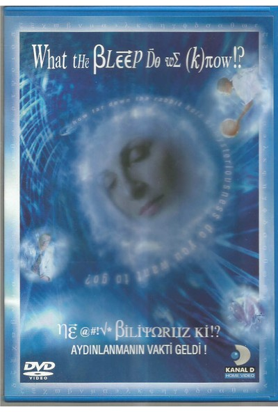Ne Biliyoruz ki (What The Bleep Do We Know) DVD