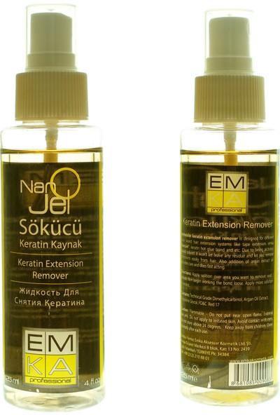 Emka Keratin Kaynak - Nano Jel Kaynak Sökücü Spray (118 ML )