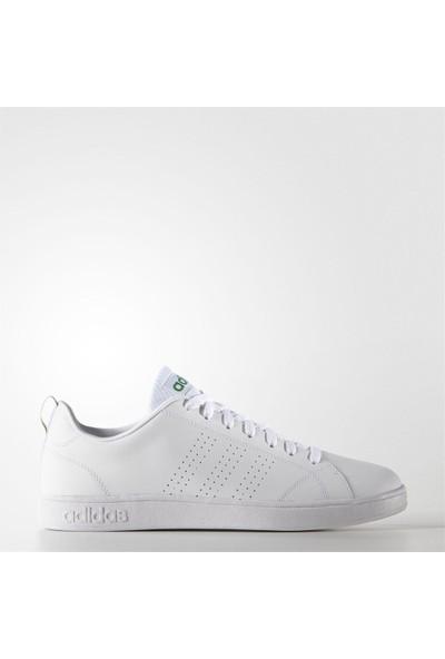 Adidas Advantage Clean Vs Beyaz Erkek Sneaker Ayakkabı