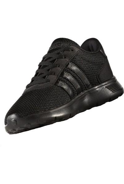 Adidas Genç Ayakkabısı Spor Siyah Bc0073 Lite Racer K