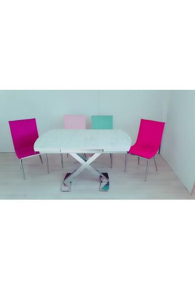 Masa Sandalye Takımı Vavien X Masa Takım