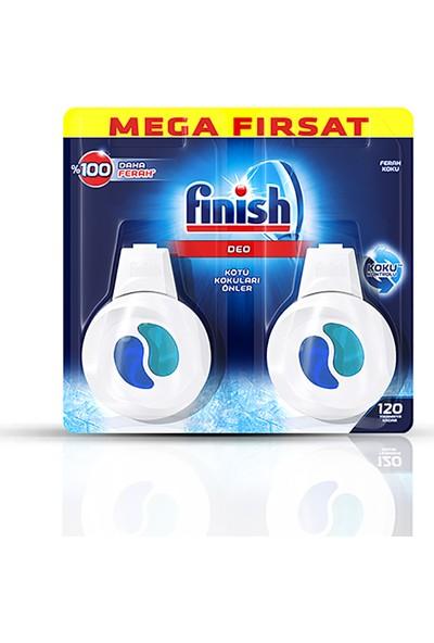 Finish Bulaşık Makinesi Kokusu Dağ Esintisi 2'li Paket