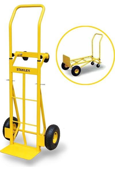 Stanley MT519 150/200Kg Endüstriyel Çok Fonksiyonlu El Arabası