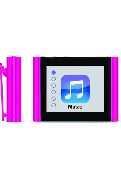 Eclipse Fit Clip Plus Adım Sayarlı 8GB MP3/MP4 & Video Oynatıcı
