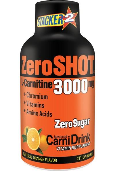 Zeroshot Orange 3000 mg (60 ml x 6)