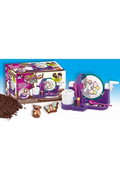 Sweet Art Çikolata Yapım Seti Kendi Çikolatanı Yap