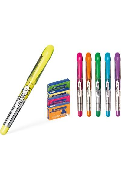 Aihao Fosforlu Kalem Yeşil 601