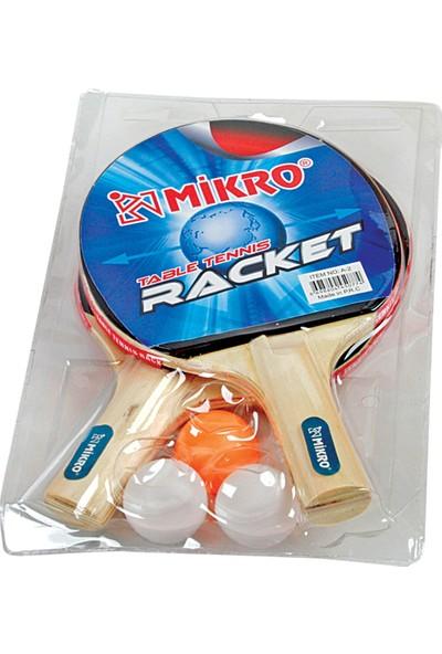 Mikro Raket Set İkili A-02