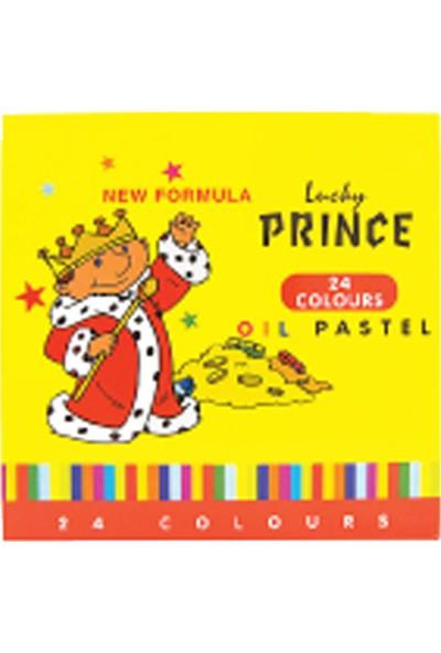 Prince Pastel Boya 24 Renk