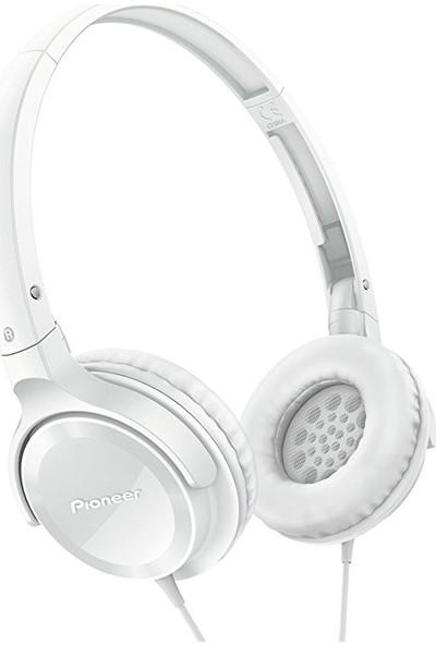 Pioneer SE-MJ512-W Kulaküstü Kulaklık