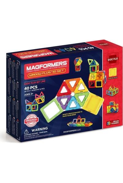 Magformers Window Plus 40 Set