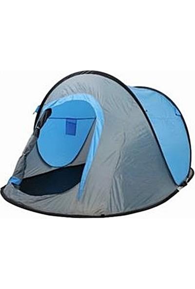 Andoutdoor Pop-up Mevsimlik 2 Kişilik Kamp Çadırı