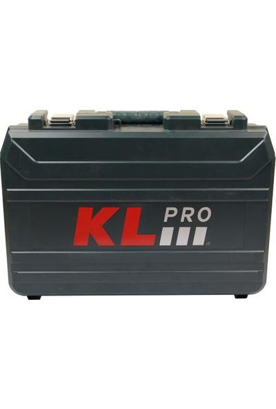 KLPRO KLKD660M 1200Watt 10J 6Kg Profesyonel SDS-Max Kırıcı/Delici