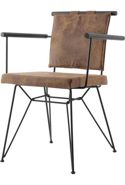 Ak Sandalye Bar Sandalyesi Penyez Metal