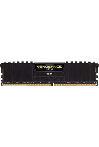 Corsair 8Gb Ddr4 2400Mhz Cl14 Siyah Ram