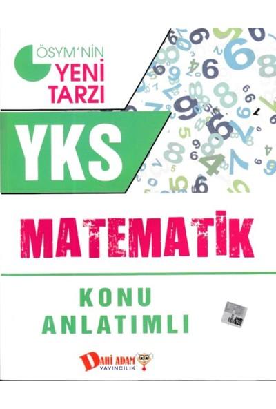 Dahi Adam Yks Matematik Konu Anlatımlı
