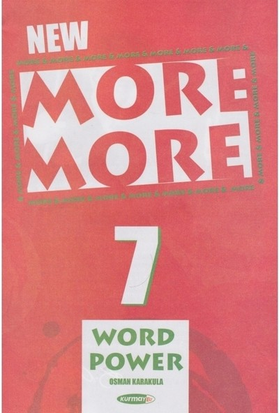 Kurmay More And More 7.Sınıf Word Power