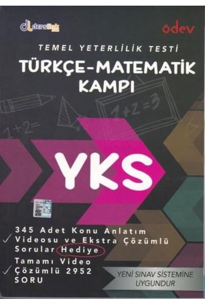 Ödev Yks Tyt Türkçe Matematik Kampı