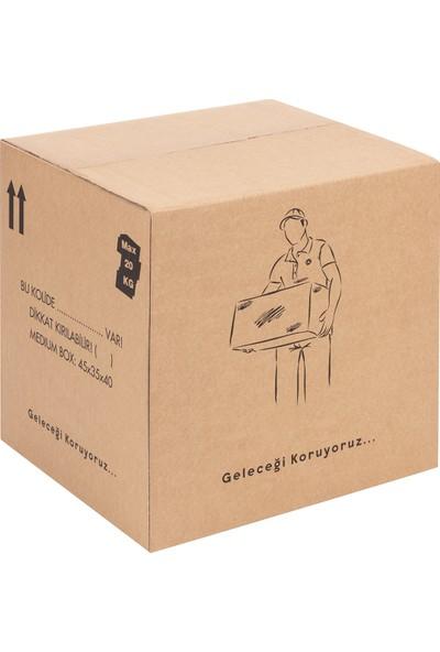 MediumBox Taşıma Kolisi - 45*35*40 (5'li)