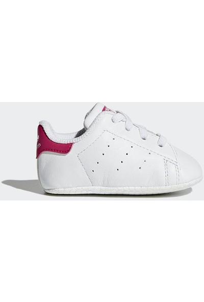 Adidas S82618 Stan Smith Crıb Bebek Patik Ayakkabı