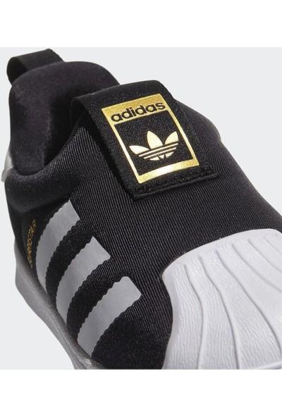 Adidas Bebek Günlük Ayakkabı S82711 Superstar 360 I