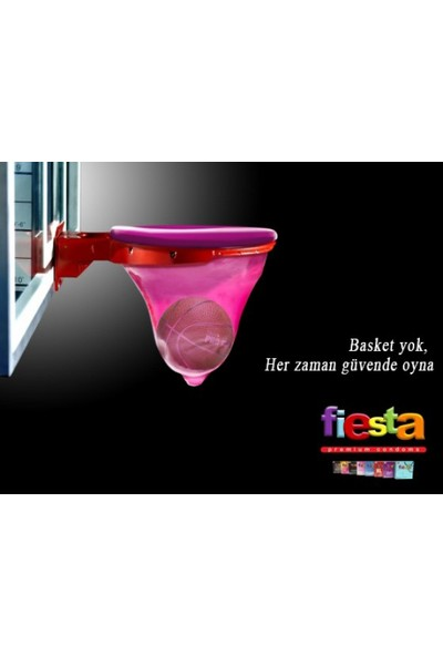 Fiesta Prezervatif 36 Adet Dotted Condom