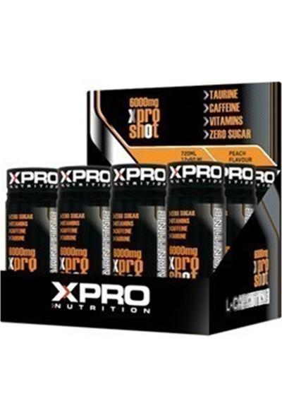 XPRO L-Carnitine Shot 6000 mg 12
