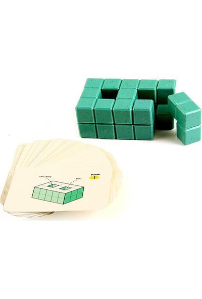 Hi-Q Toys 3D Building Models (3 Boyutlu Bloklar) - Zeka Oyunu