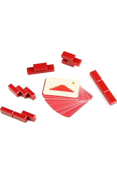 Hi-Q Toys Innovation Brick Game (Yenilikçi Tuğla Bloklar) - Zeka Oyunu
