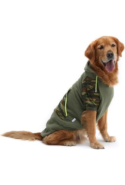 Dogi & Dog Büyük Irk Askeri Köpek Sweati