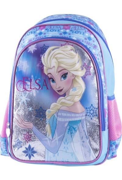 Hakan Çanta 88874 Frozen Okul Çantası