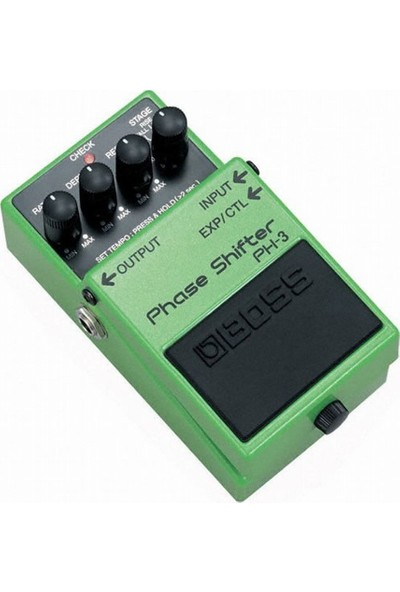 Boss Ph-3(T) Phase Shifter Compact Pedal -
