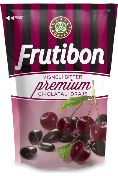 Kahve Dünyası Frutibon Vişneli 150gr