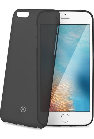 Celly Frost iPhone 7 Siyah Kılıf -FROST800BK