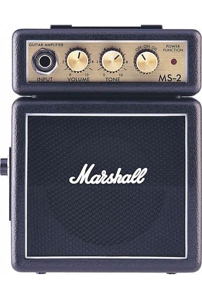 Marshall Ms-2 Mikro Amfi - Siyah -
